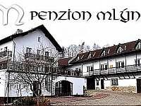 Ubytování v penzionu Mlýn Zahrádky -