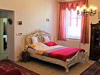 Apartmány ložnice - Nová Bystřice