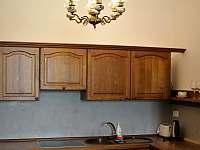 Apartmány Papík-kuchyně Ap.č.3 - Nová Bystřice