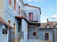 Apartmány Papík-vchod - k pronájmu Nová Bystřice