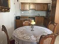 Ubytování - apartmány PAJDA - k pronájmu Nová Bystřice