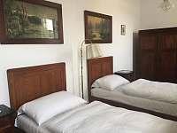 Ubytování pro páry i jednotlivce - apartmán k pronajmutí Nová Bystřice