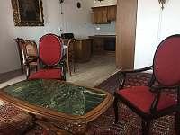 Ubytování v centru - apartmán k pronájmu Nová Bystřice