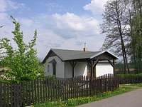 Zděná chata Josífek