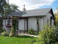 Chata k pronajmutí - okolí Dolní Radouně