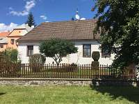 Chalupa k pronajmutí - Týn nad Vltavou Jižní Čechy