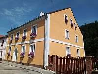 ubytování na Lipensku Apartmán na horách - Rožmberk nad Vltavou
