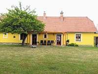 Chalupa Větrov - ubytování Dobronice u Bechyně