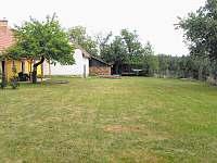 Chalupa Větrov - pronájem Dobronice u Bechyně