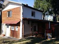 ubytování  na chatě k pronajmutí - Střížov