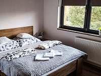 Ložnice_rodinné apartmá - Benešov nad Černou - Kuří