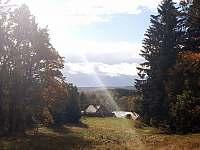 okolí - pronájem chalupy Žebrákov u Orlíka