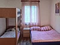 pokoj č.4 dvoulůžkový s palandou - Žebrákov u Orlíka