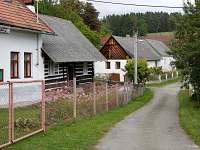 Žebrákov vesnice