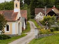 Žebrákov vesnice - chalupa k pronajmutí