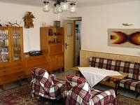 Obývák - ložnice