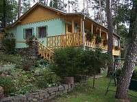 Chata k pronajmutí - okolí Myslkovic