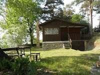Chata k pronajmutí - okolí Holašovic