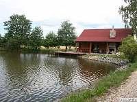 Srub k pronájmu - dovolená  Knížecí rybník rekreace Brandlín