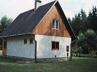 Chata k pronájmu - dovolená  Dolní Žišpašský rybník rekreace Leština u Strmilova