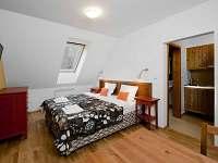 Studio - dvoulůžkový apartmán