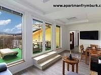 Levné ubytování Stezka korunami stromů Apartmán na horách - Frymburk