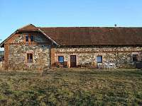 Levné ubytování Koupaliště Tábor Chalupa k pronajmutí - Chýnov - Záhostice
