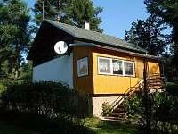 Chata ubytování ve Strážkovicích