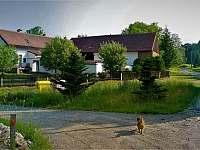 Chalupa ubytování v Pluhově Žďáru