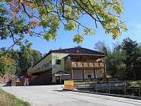 Chaty a chalupy Rudolecký rybník v penzionu na horách - Dačice