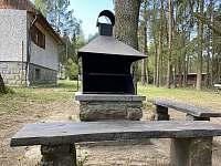 Chata u Lužnice - chata ubytování Bežerovice - 5