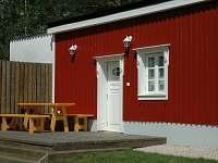 sauna - chata k pronájmu Vlkov nad Lužnicí