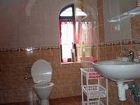 koupelna č.4 pokoj - Bechyně