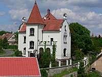 Penzion ubytování v Bechyni