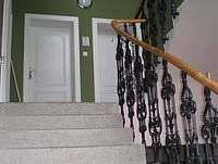 schodiště - Bechyně