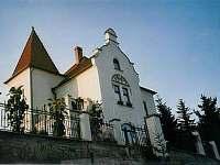 Villa Liduška Bechyně -