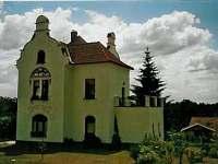 Villa Liduška Bechyně - ubytování Bechyně