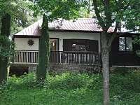 Chata k pronájmu - dovolená  Koupaliště Pohoda rekreace Planá nad Lužnicí