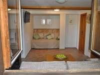 Obývák - rozkládací postel - Planá nad Lužnicí