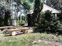Ohniště - pronájem chaty Planá nad Lužnicí
