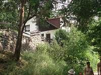 Chata Orlická přehrada - chata ubytování Podolí I. - 2