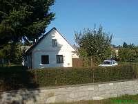 Levné ubytování v Jižních Čechách Chalupa k pronajmutí - Petříkov