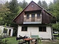 Chata k pronájmu - Týn nad Vltavou Jižní Čechy