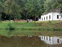 Chata u řeky Lužnice - chata k pronájmu - 3 Stádlec