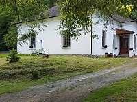 Chata ubytování v obci Klečaty
