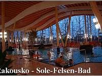 Aquapark - Gmünd Rakousko (15km) - Tušť - Paříž