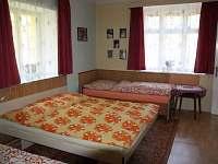 ložnice 1 - Tušť - Paříž