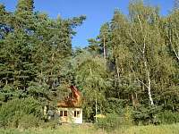 Chata Leština - ubytování Strmilov - Leština