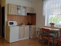 kuchyň - apartmán k pronájmu České Budějovice