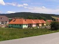ubytování Frymburk Apartmán na horách